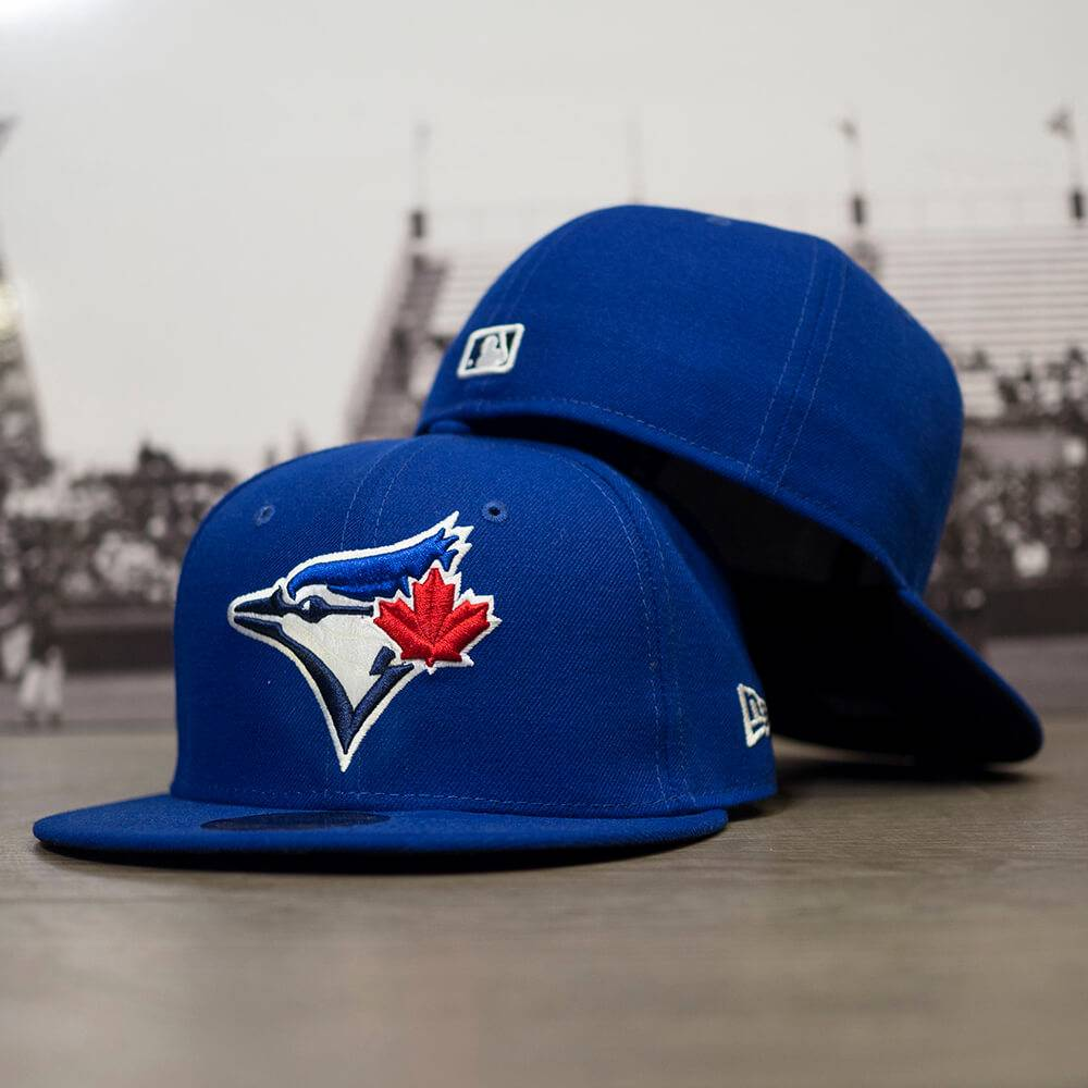 59FIFTY MLB AUTHENTIC TORONTO BLUE JAYS TEAM FITTED CAP