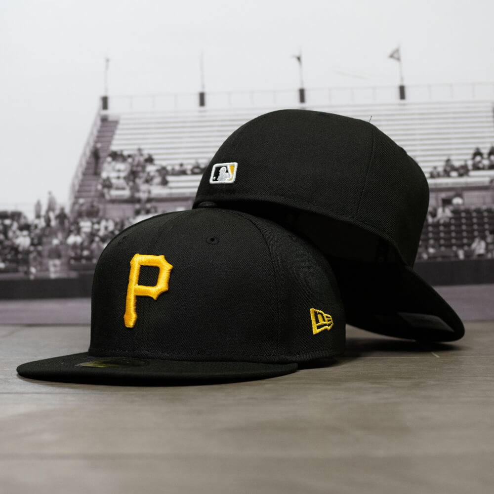 59FIFTY MLB AUTHENTIC PITTSBURGH PIRATES TEAM FITTED CAP