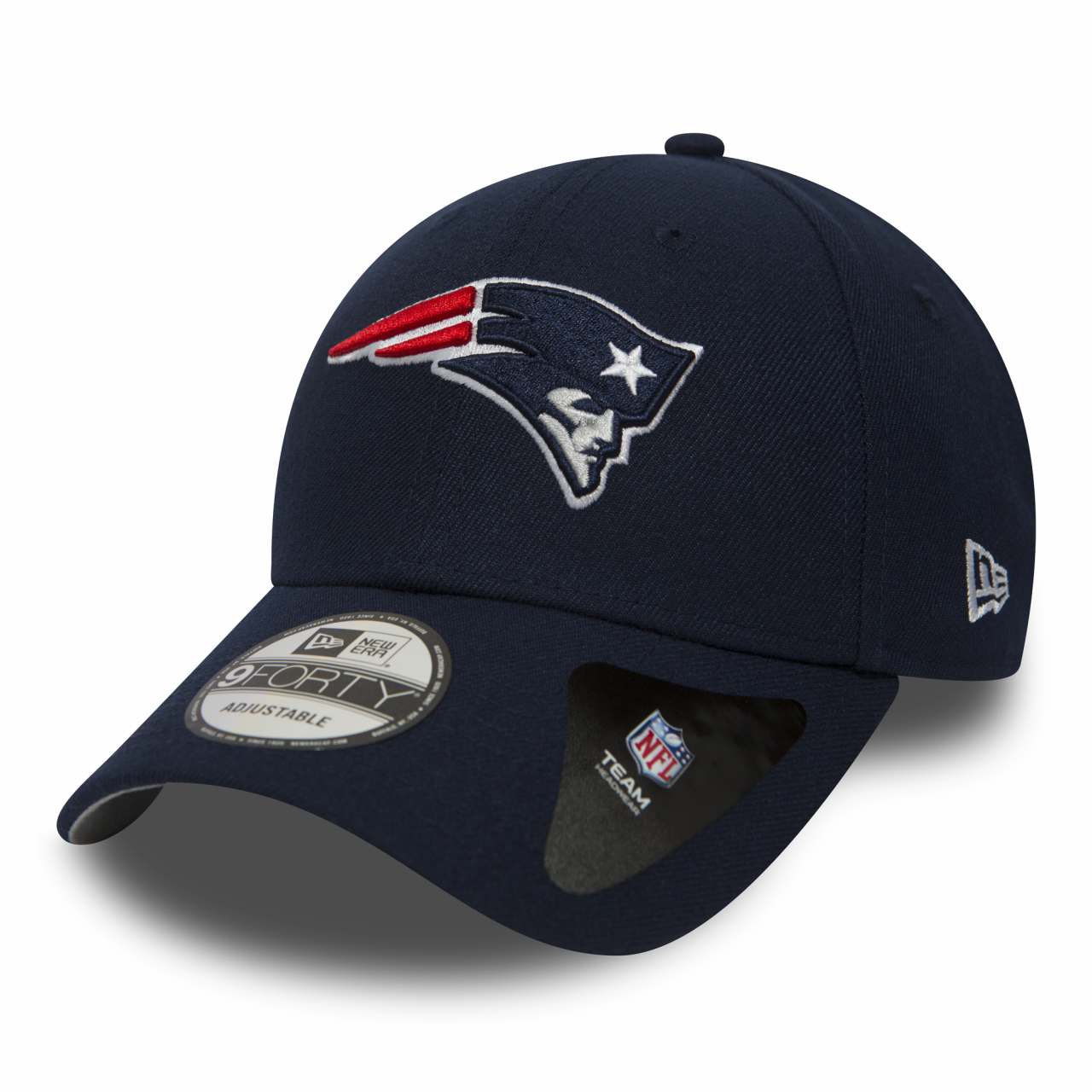 10517877 9FORTY THE LEAGUE NFL NEW ENGLAND PATRIOTS CAP