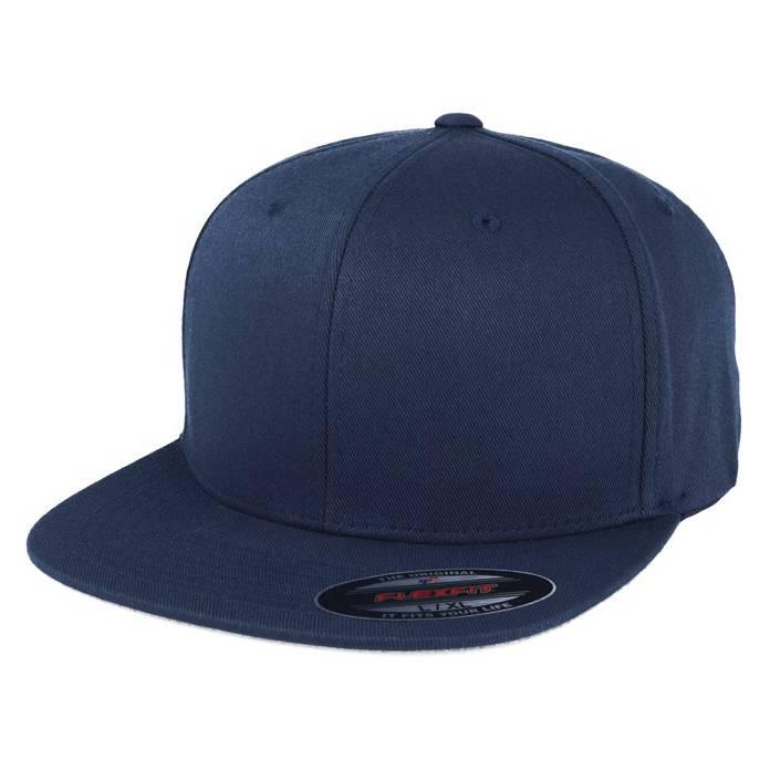 6210-00470-006 PREMIUM 210 FITTED DARK NAVY BLANK CAP
