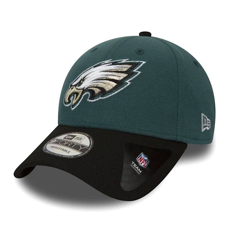 10517872 9FORTY THE LEAGUE NFL PHILADELPHIA EAGLES CAP