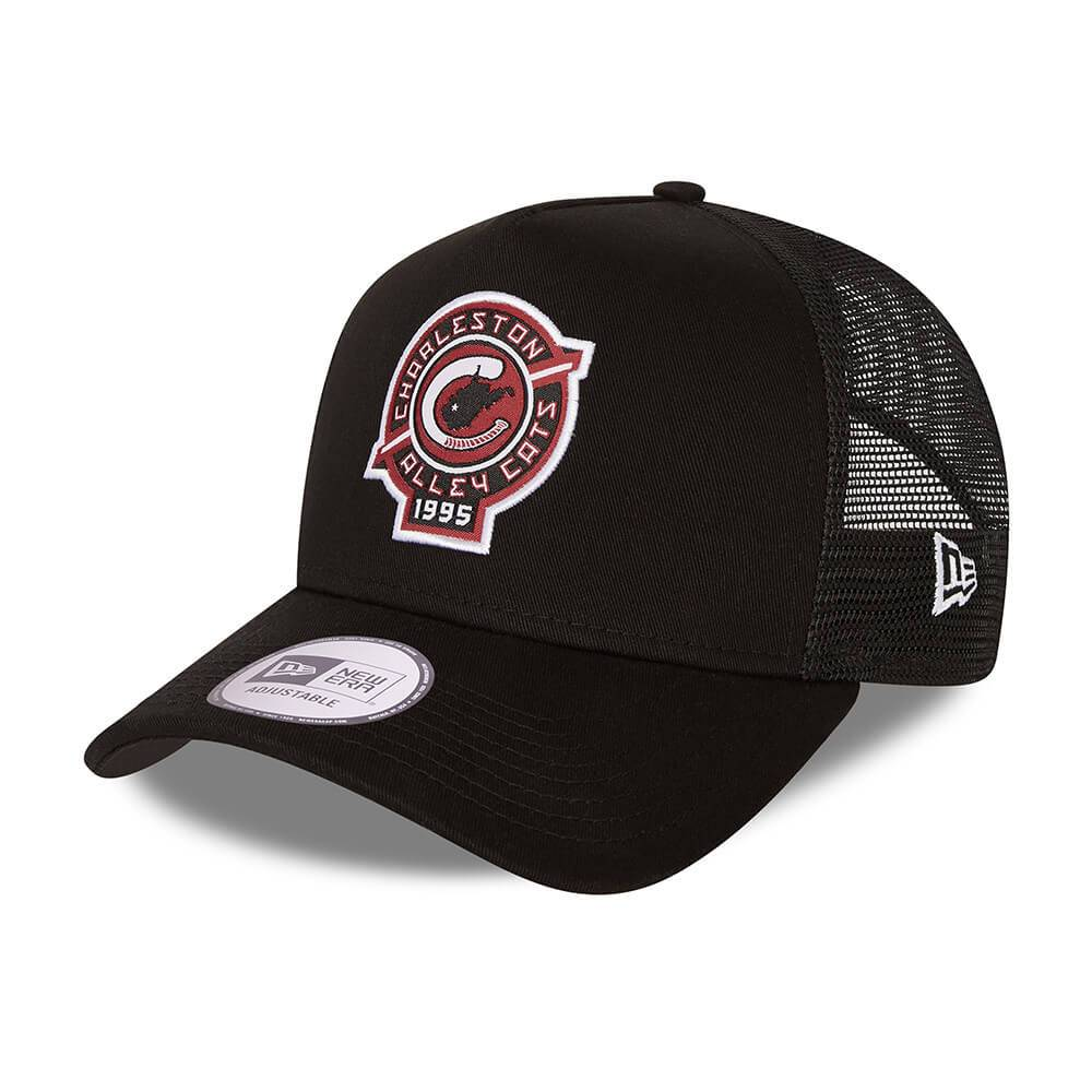 9FORTY A-FRAME TRUCKER MILB CHARLESTON ALLEY CATS