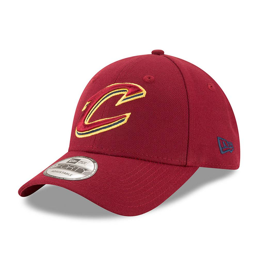 9FORTY THE LEAGUE NBA CLEVELAND CAVALIERS CAP