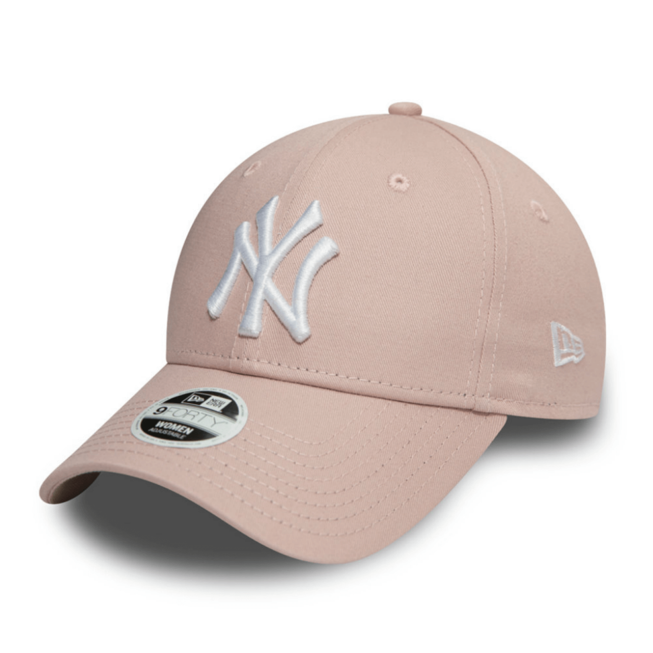 KIDS 9FORTY LEAGUE ESSENTIAL NEW YORK YANKEES BABY PINK CAP