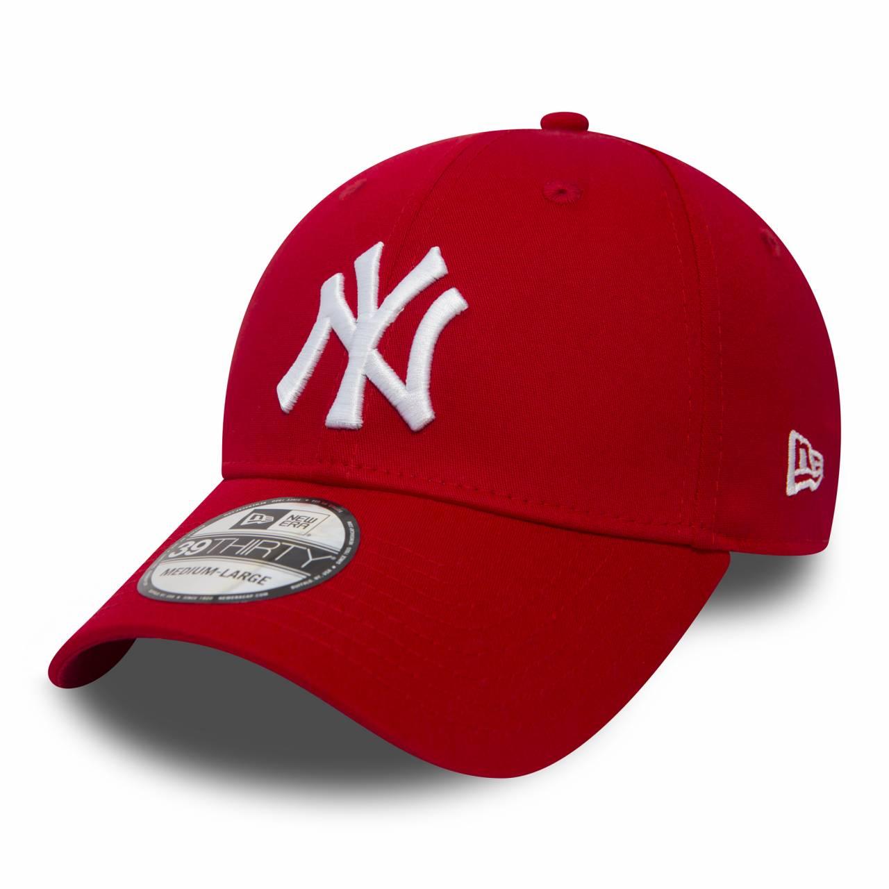 10298276 39THIRTY NEW YORK YANKEES STRETCH RED/WHITE CAP