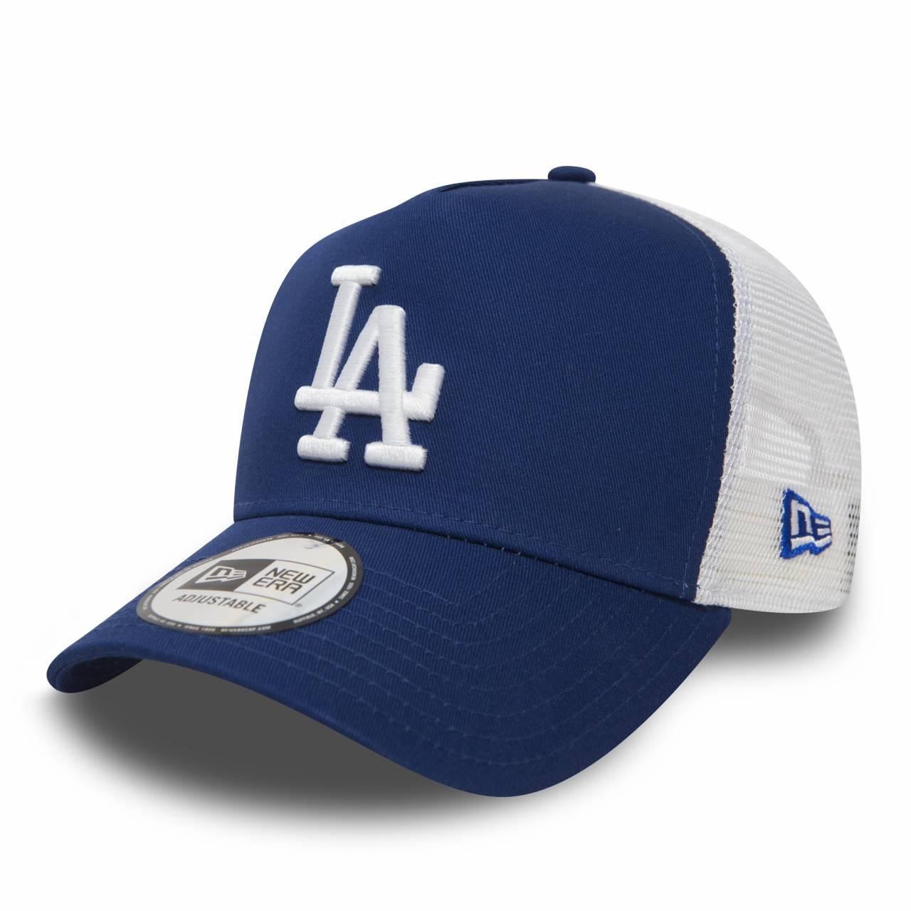 11405497 MLB TRUCKER LOS ANGELES DODGERS BLUE/WHITE CAP