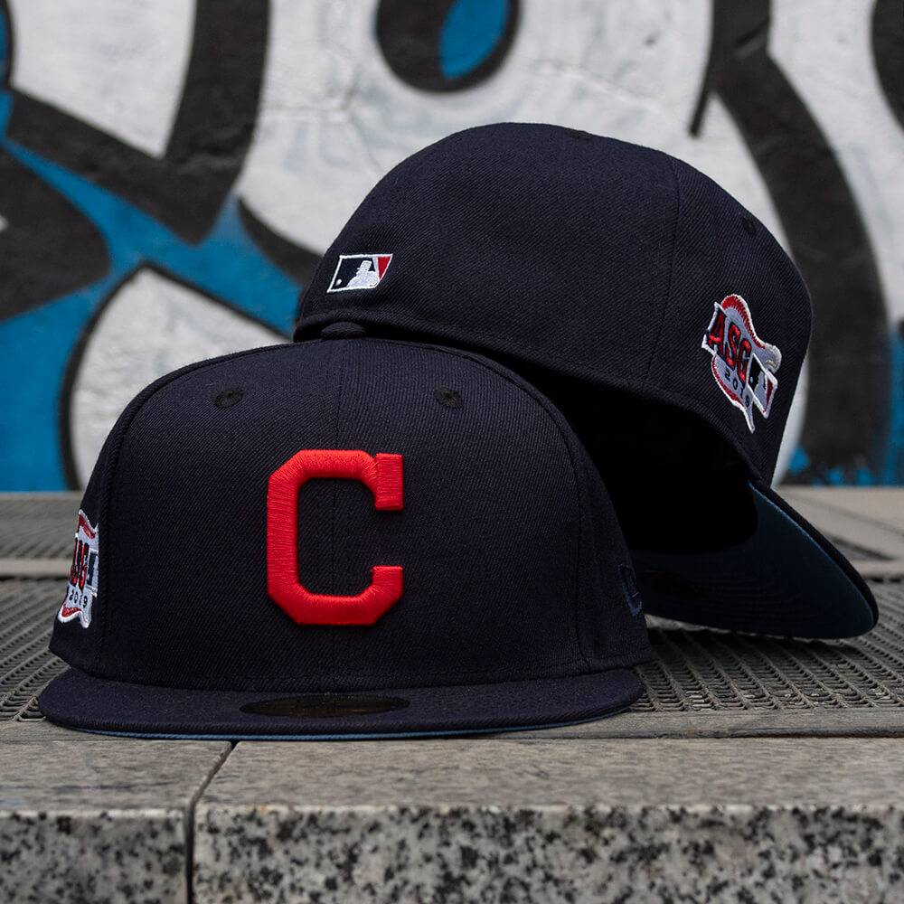 LIMITED 59FIFTY MLB CLEVELAND INDIANS ASG 2019 NAVY/SKY BLUE UNDERBRIM