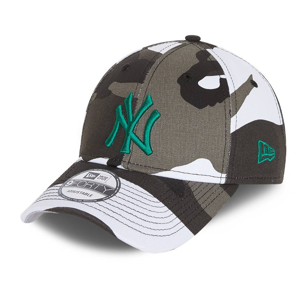 KIDS 9FORTY MLB NEW YORK YANKEES URBAN CAMO CAP