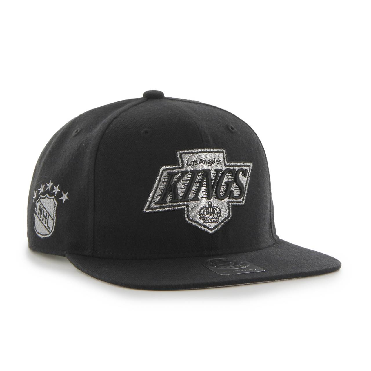 47-nhl-los-angeles-kings-black-snapback