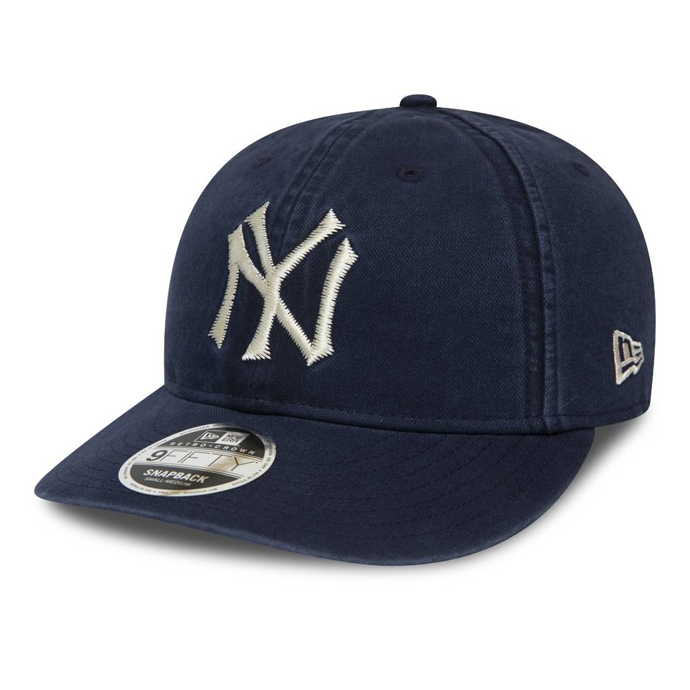 12381116 9FIFTY MLB RETRO CROWN NEW YORK YANKEES SNAPBACK