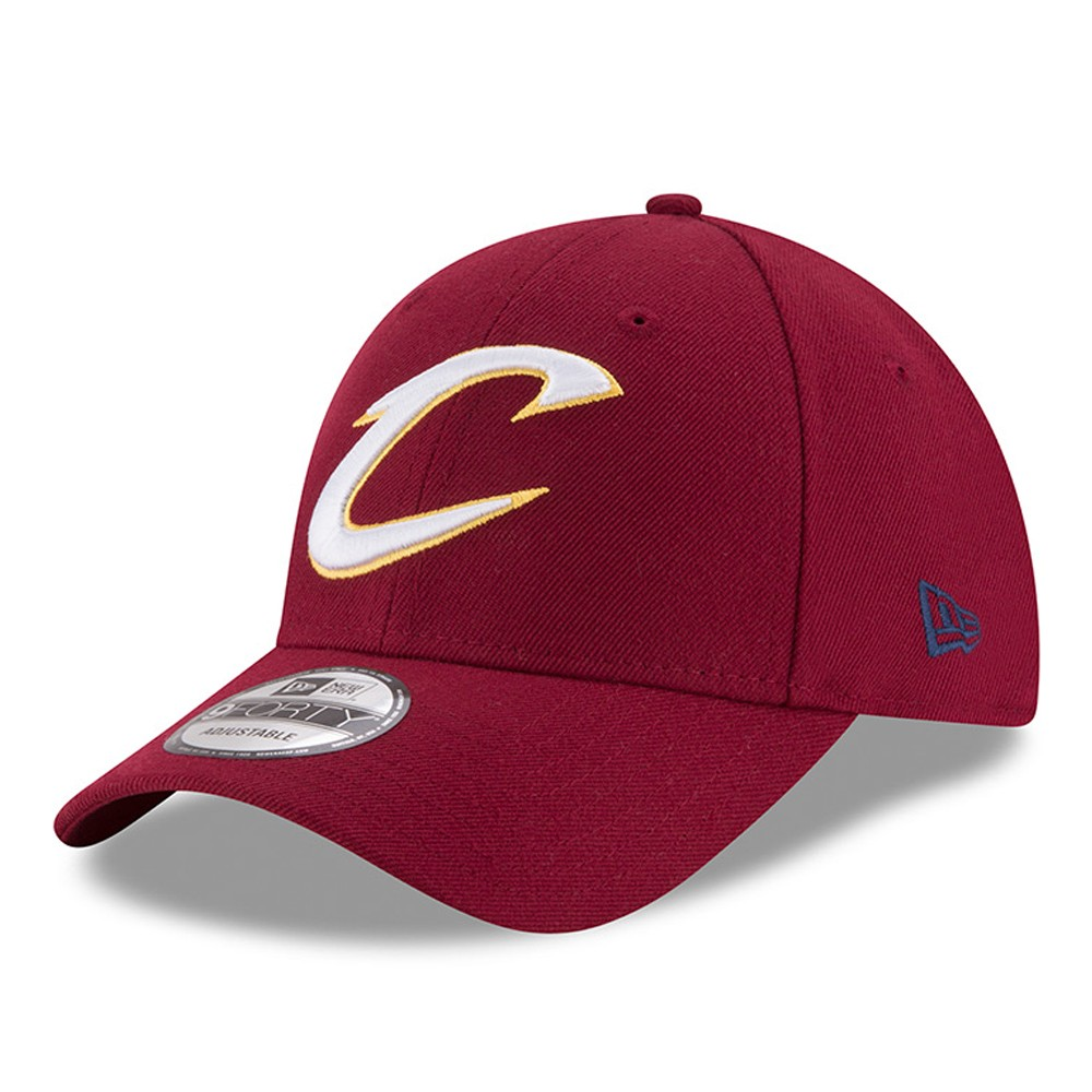 11405613 9FORTY THE LEAGUE NBA CLEVELAND CAVALIERS CAP