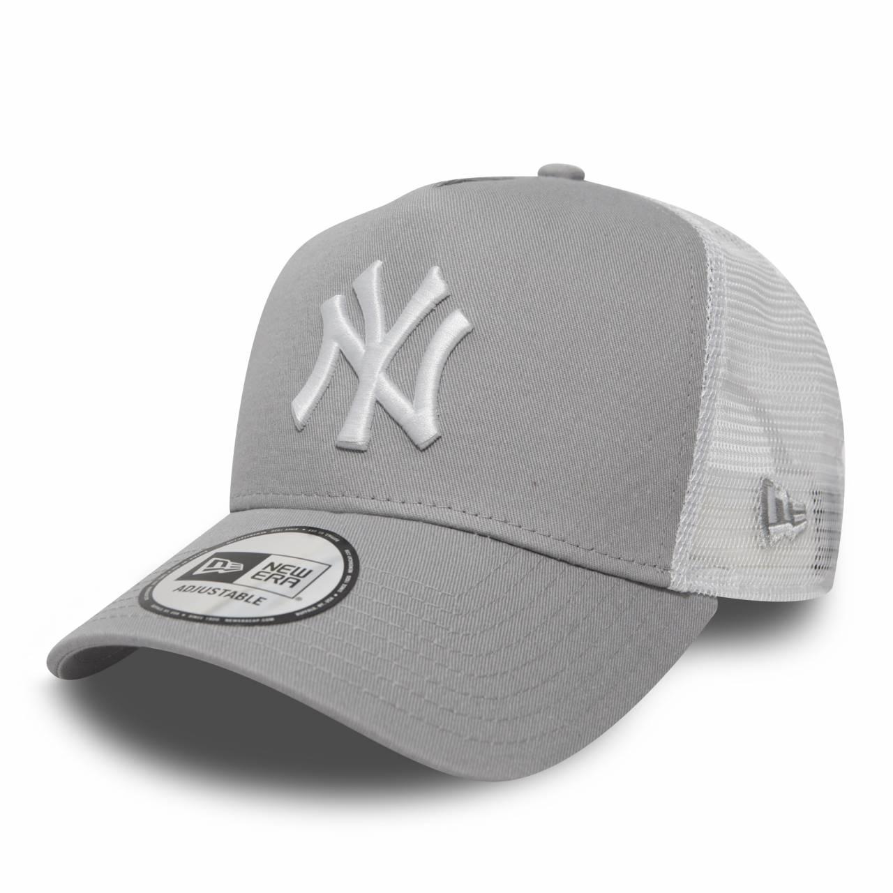 11588490 MLB TRUCKER NEW YORK YANKEES GREY/WHITE CAP