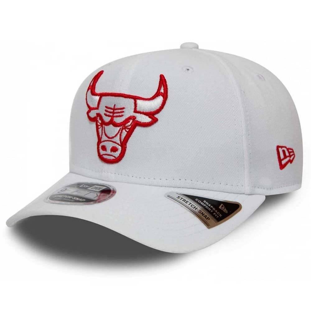 12040171- New-Era-NBA-CHICAGO-BULLS-STRETCH-SNAP-WHITE-CAP