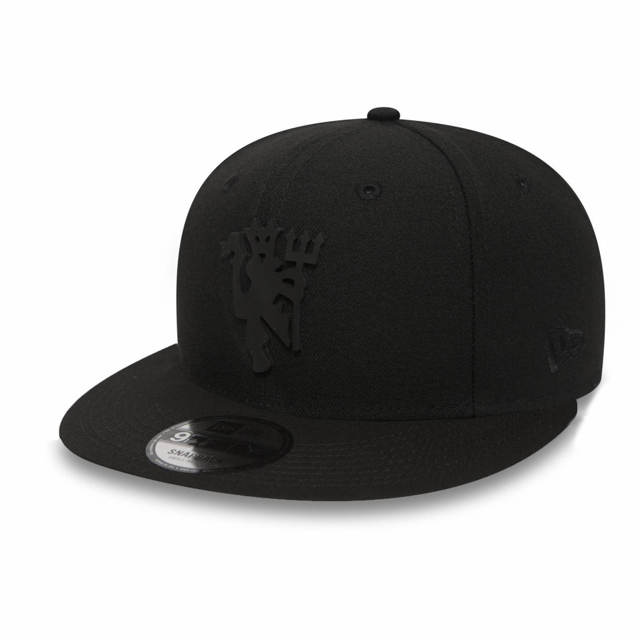 11213203 9FIFTY NEW ERA MANCHESTER UNITED BLACK/BLACK SNAPBACK
