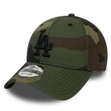 12040614 9FORTY MLB LOS ANGELES DODGERS WOODLAND CAMO CAP