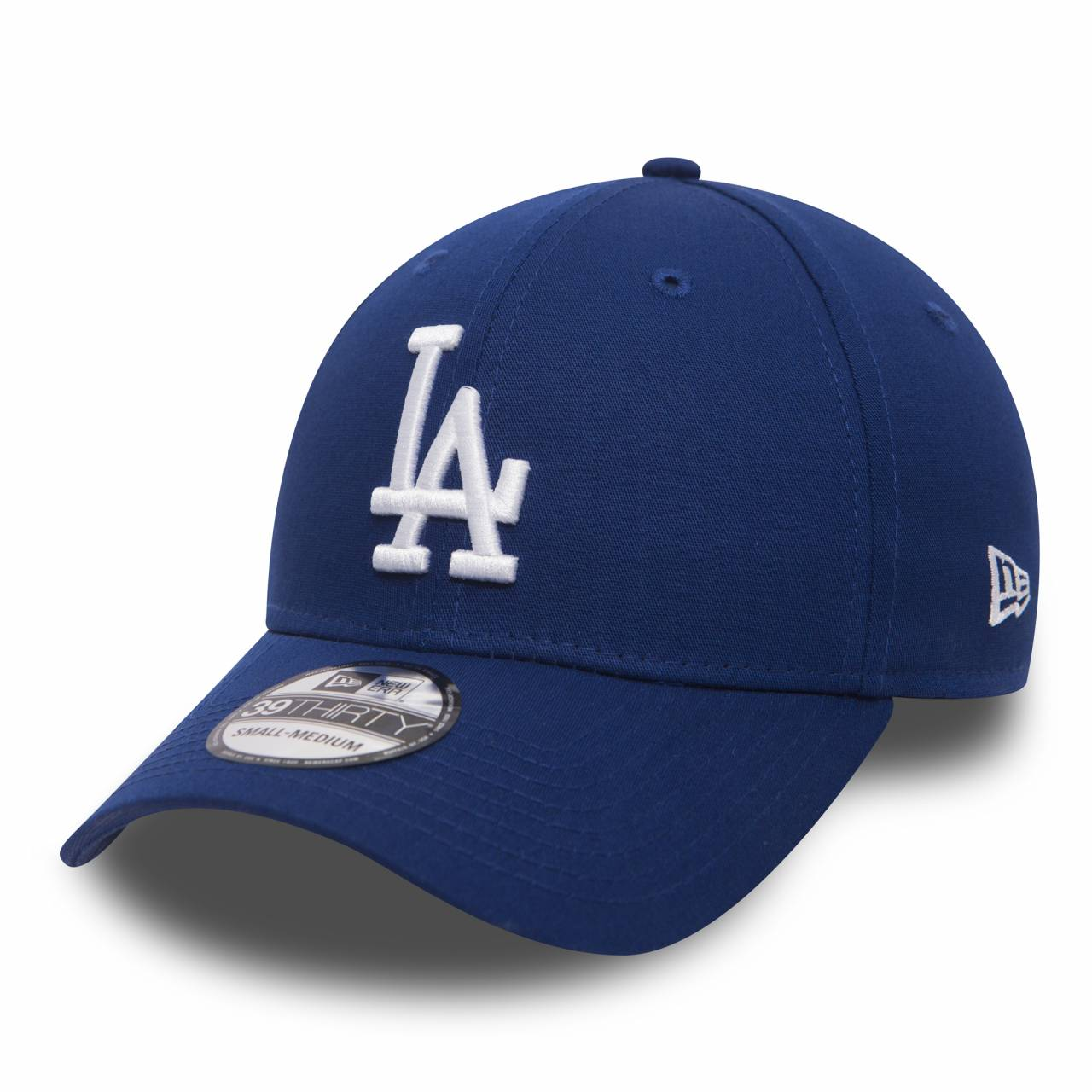 11405494 39THIRTY MLB LOS ANGELES DODGERS BLUE STRETCH FITTED CAP