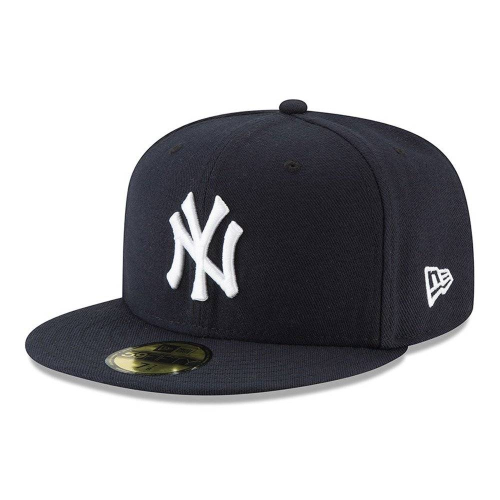70331909 59FIFTY MLB AUTHENTIC NEW YORK YANKEES TEAM FITTED CAP