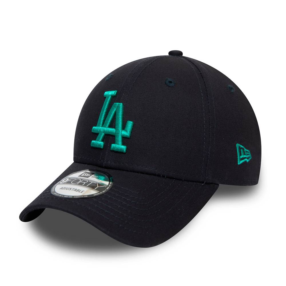 9FORTY LOS ANGELES DODGERS ESSENTIAL NAVY CAP