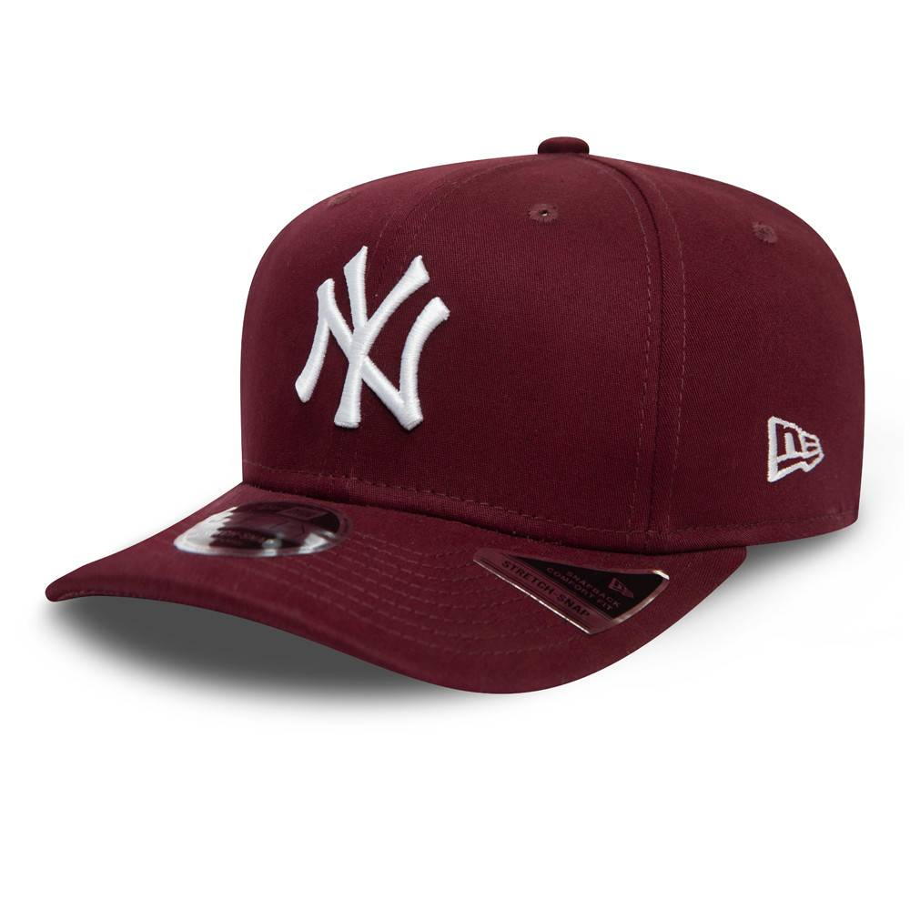9FIFTY STRETCH SNAP NEW YORK YANKEES MAROON