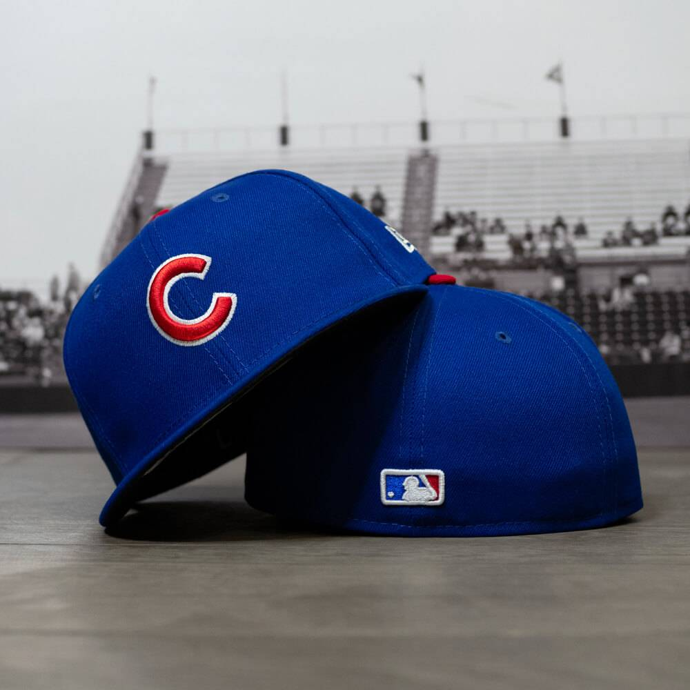 59FIFTY MLB AUTHENTIC CHICAGO CUBS TEAM FITTED CAP