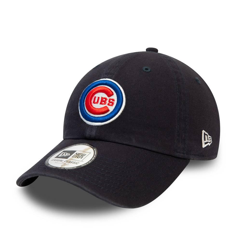 CASUAL CLASSIC MLB CHICAGO CUBS DUNKELBLAU CAP