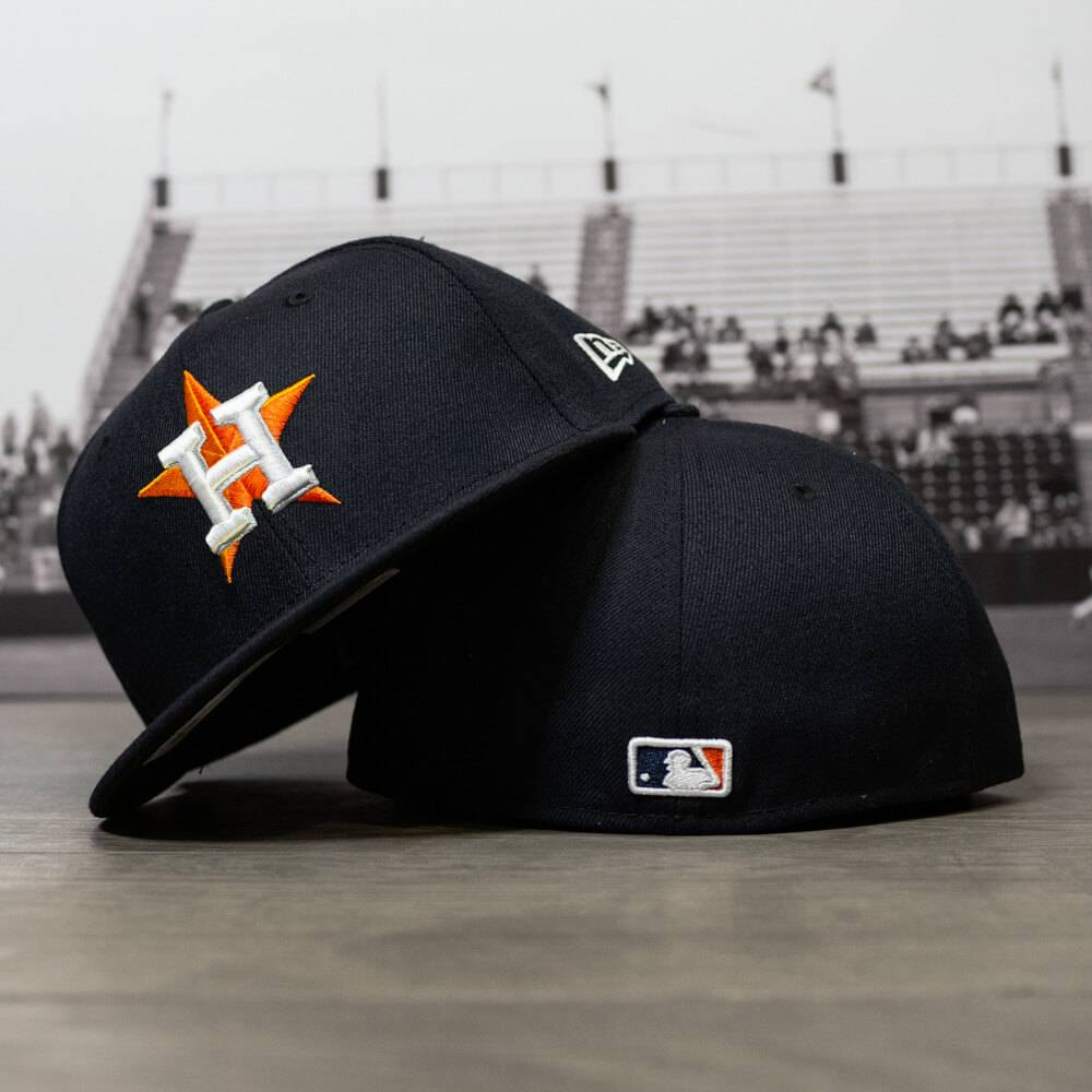 59FIFTY MLB AUTHENTIC HOUSTON ASTROS TEAM FITTED CAP
