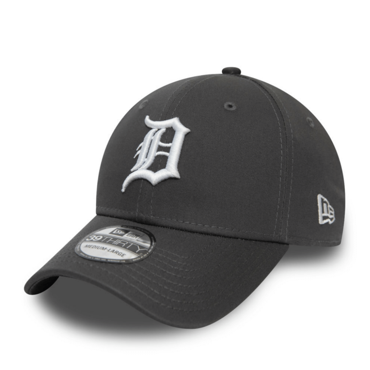 39THIRTY LEAGUE ESSENTIAL DETROIT TIGERS GREY CAP