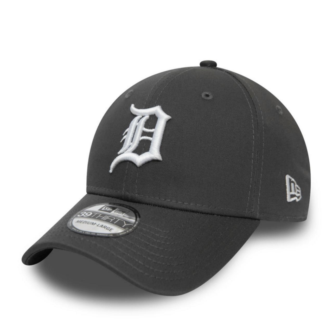 39THIRTY MLB LEAGUE ESSENTIAL DETROIT TIGERS GRAU CAP
