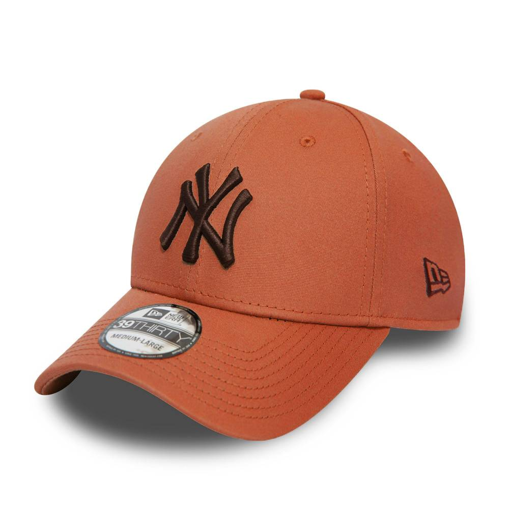 39THIRTY MLB LEAGUE ESSENTIAL NEW YORK YANKEES TOFFEE CAP