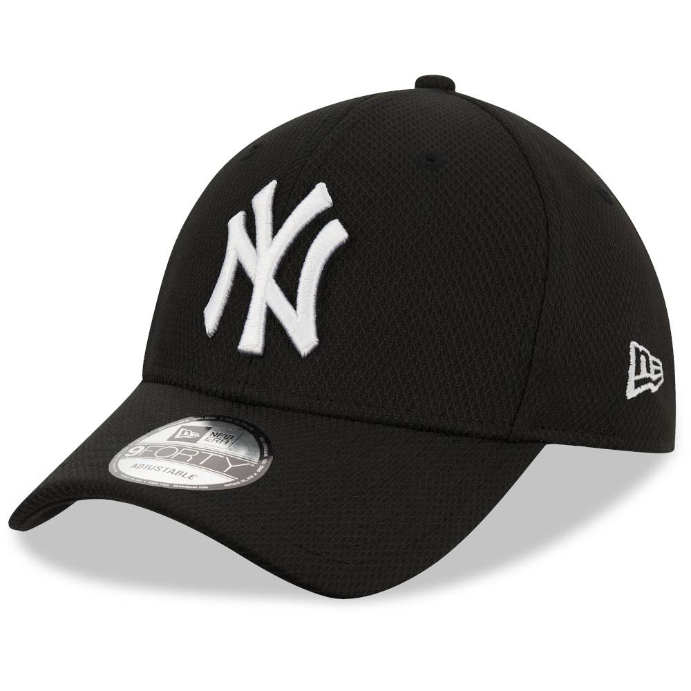 12523907 9FORTY DIAMOND ERA NEW YORK YANKEES BLACK CAP