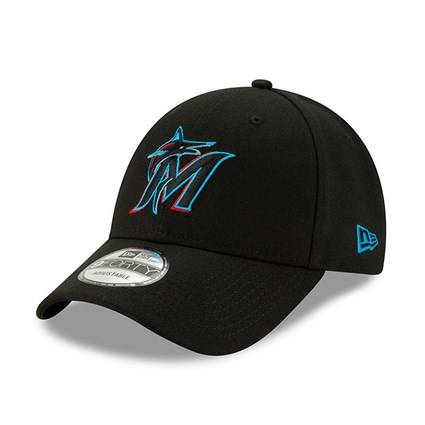 11885634 9FORTY THE LEAGUE MLB MIAMI MARLINS CAP