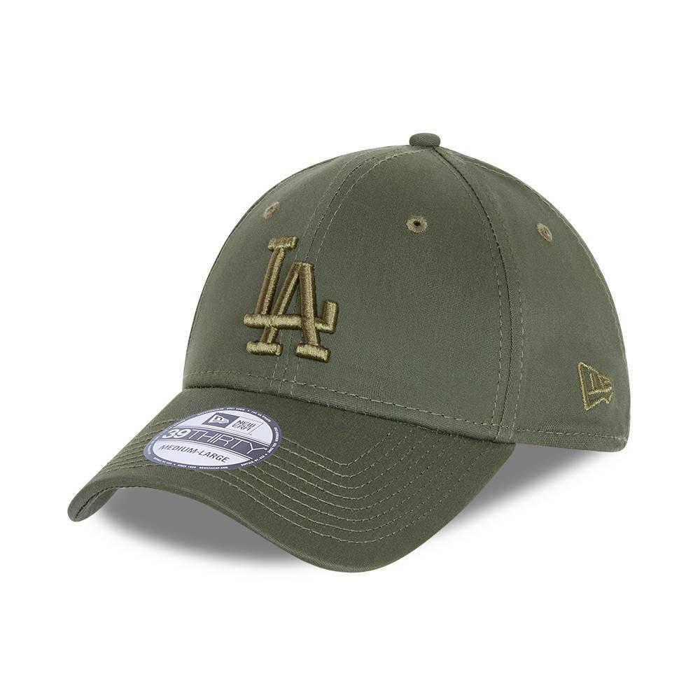 39THIRTY MLB LEAGUE ESSENTIAL LOS ANGELES DODGERS OLIVGRÜN CAP
