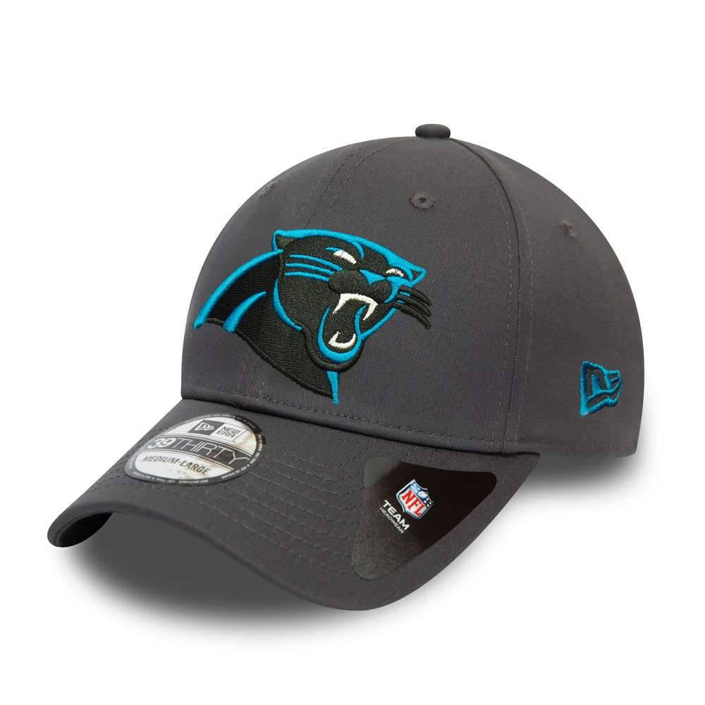 39THIRTY NFL TEAM CAROLINA PANTHERS GRAPHITE CAP
