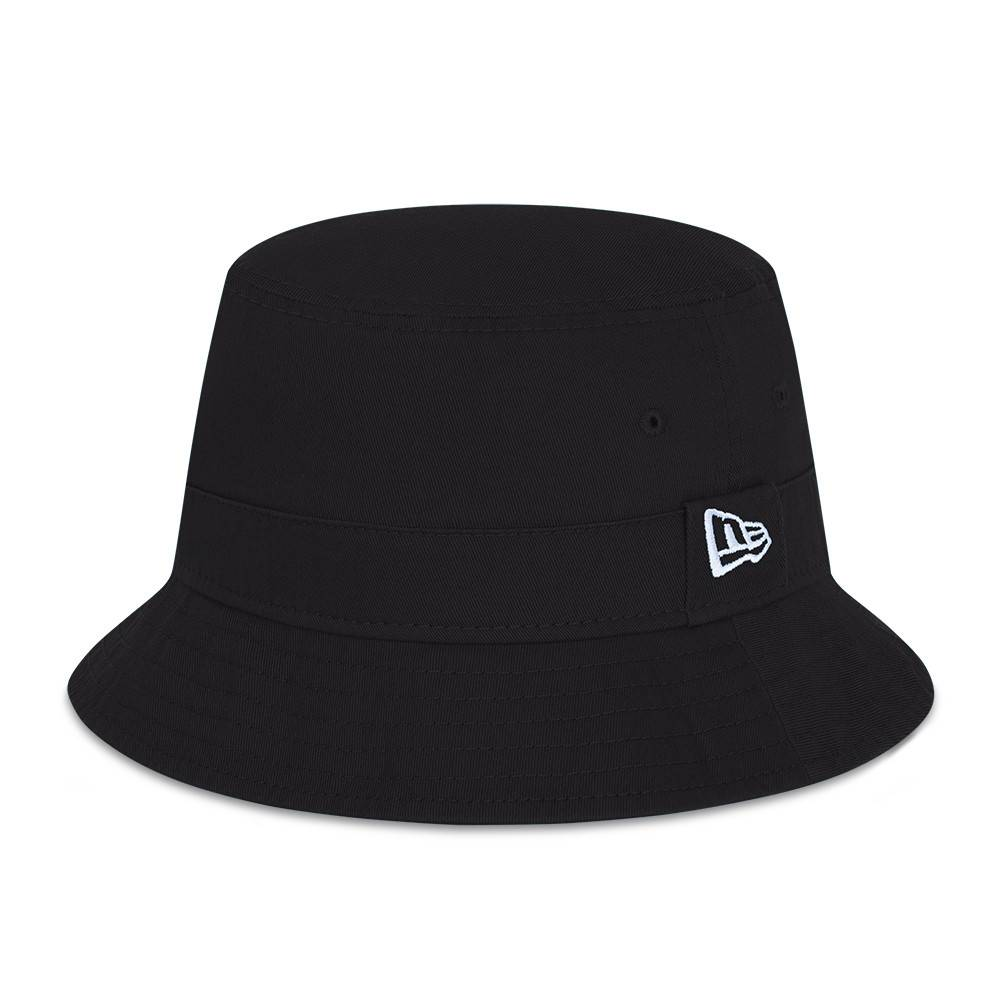 BUCKET NEW ERA ESSENTIAL BLACK