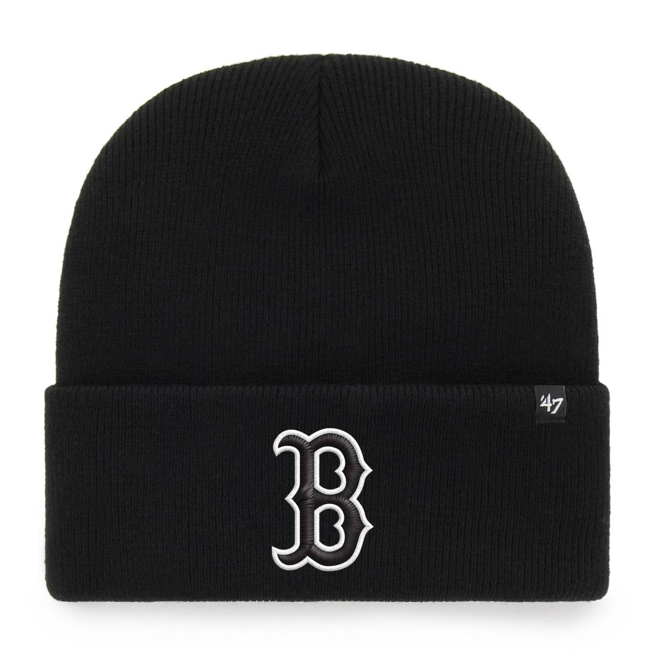 MLB BOSTON RED SOX HYAMAKER ´47 CUFF KNIT BLACK