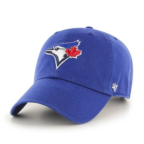 MLB TORONTO BLUE JAYS '47 CLEAN UP ROYAL CAP