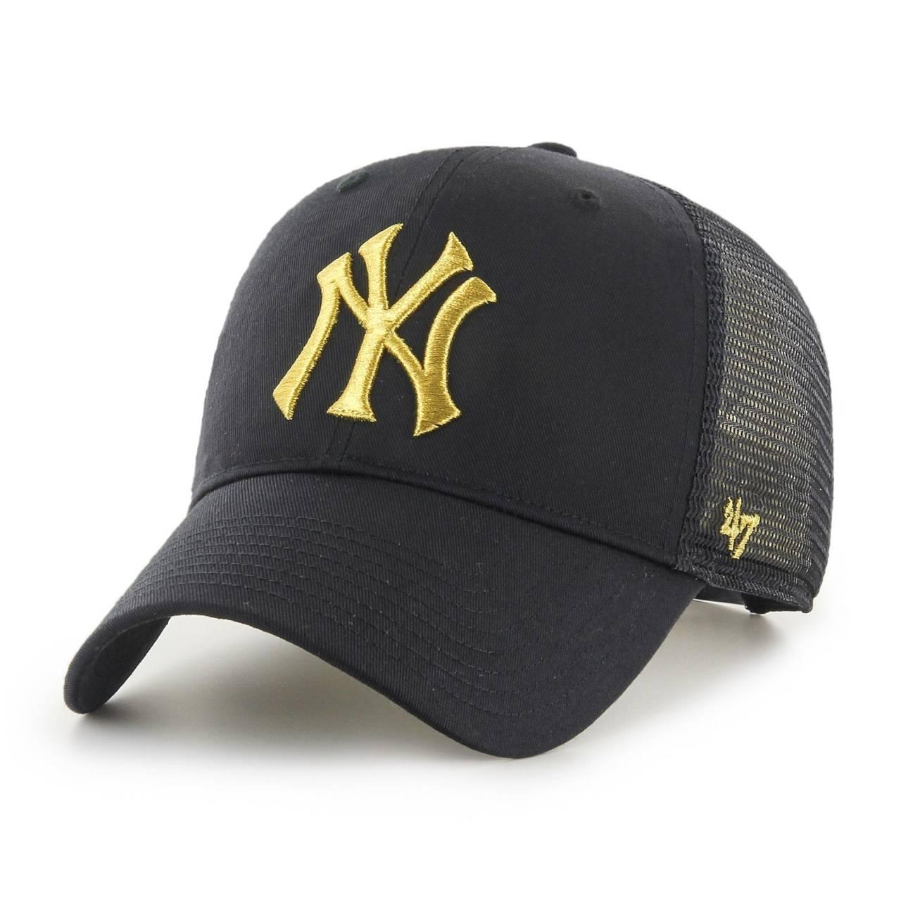 MLB NEW YORK YANKEES BRANSON METALLIC '47 MVP SCHWARZ