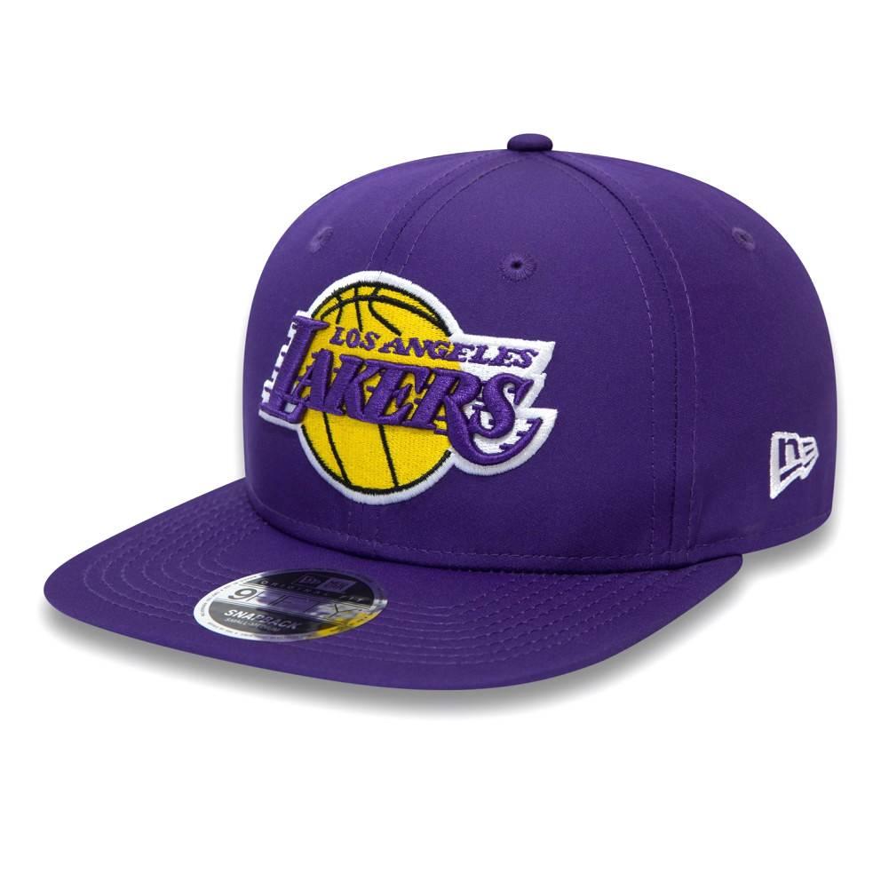 11941678 9FIFTY ORIGINAL FIT NBA LOS ANGELES LAKERS SNAPBACK