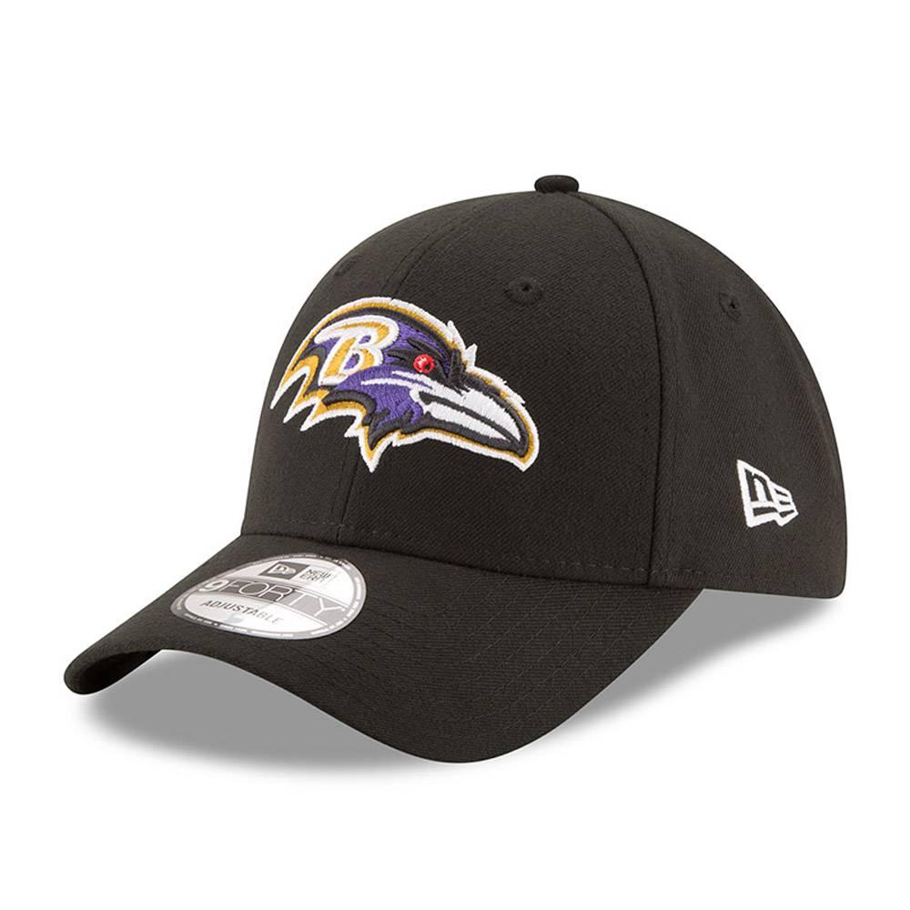 10517893 9FORTY THE LEAGUE NFL BALTIMORE RAVENS CAP