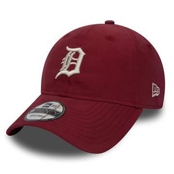 80635982 9TWENTY PACKABLE DETROIT TIGERS MAROON CAP