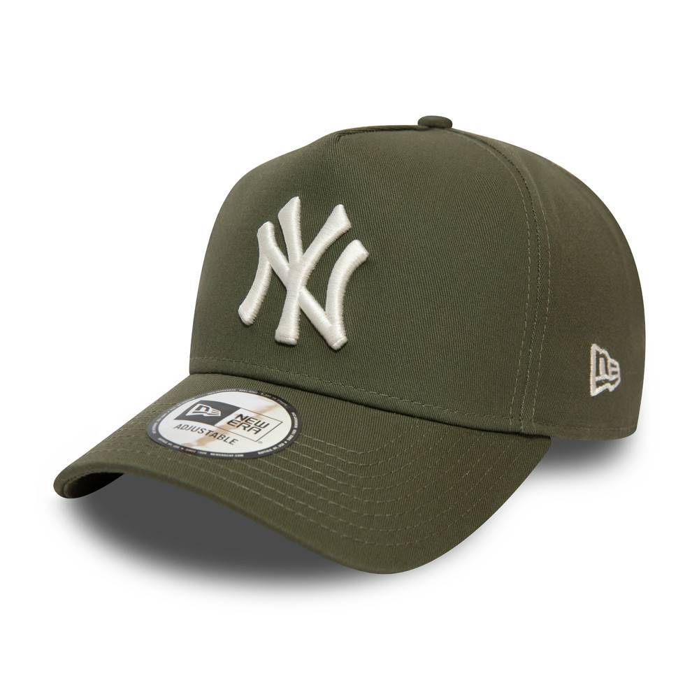 9FORTY A-FRAME MLB NEW YORK YANKEES COLOR ESSENTIAL OLIVE CAP