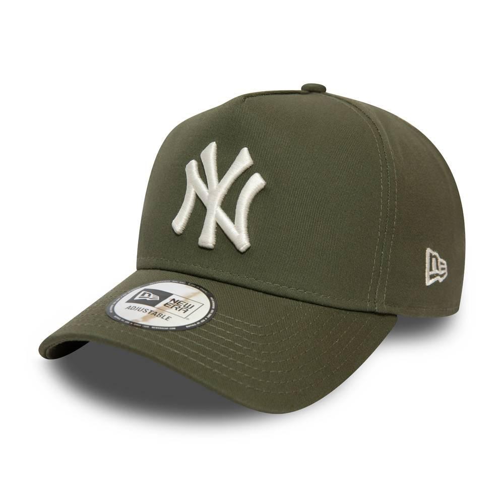 9FORTY A-FRAME MLB NEW YORK YANKEES COLOR ESSENTIAL OLIVEGRÜN