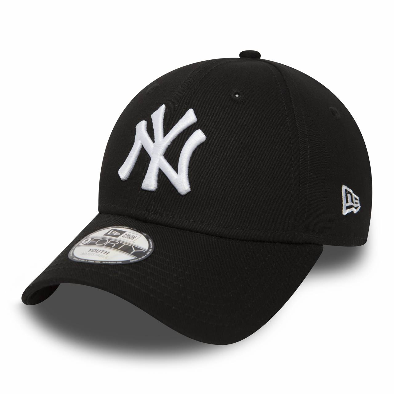 10879076 9FORTY KIDS NEW YORK YANKEES BLACK/WHITE
