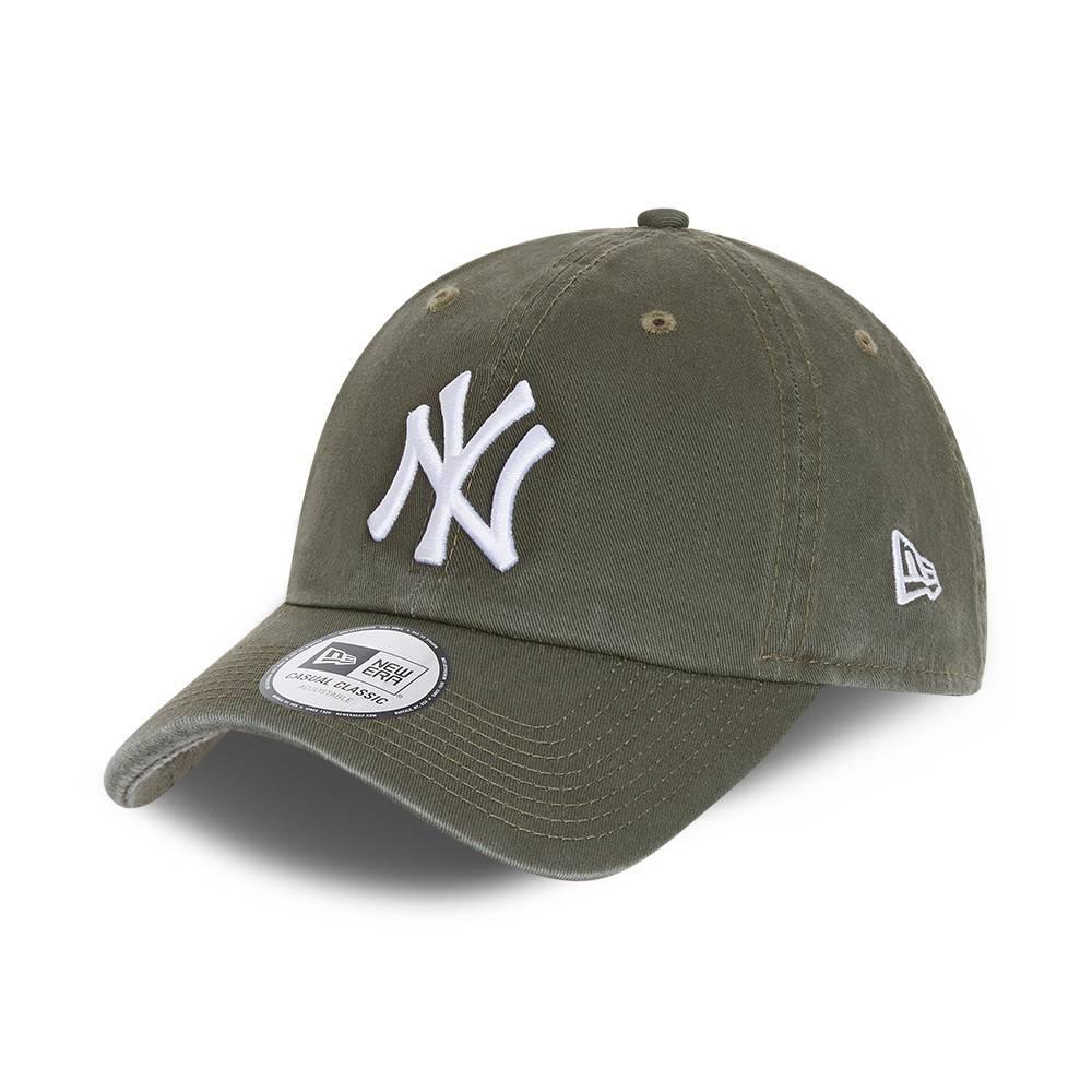 CASUAL CLASSIC MLB NEW YORK YANKEES TEAM OLIVE CAP