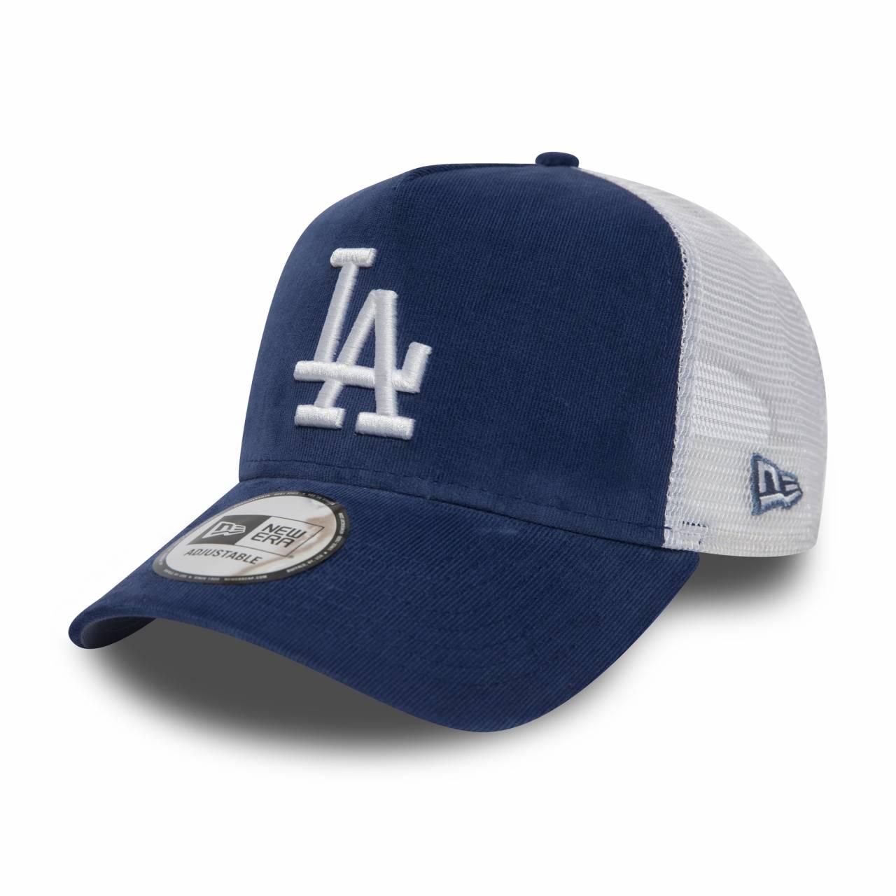 11871601 MLB TRUCKER LOS ANGELES DODGERS CORD CAP