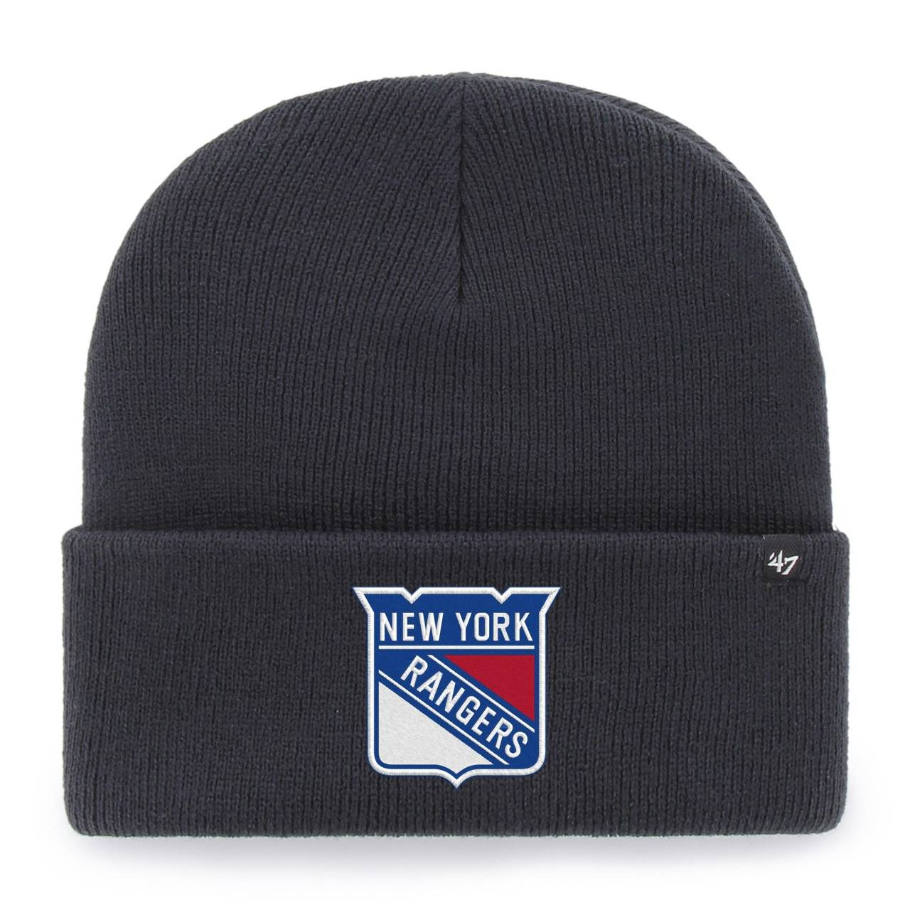 NHL NEW YORK RANGERS HYAMAKER ´47 CUFF KNIT NAVY
