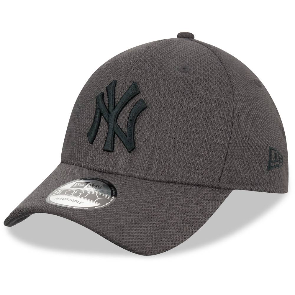 12523906 9FORTY DIAMOND ERA NEW YORK YANKEES GRAPHITE CAP