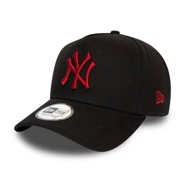12134885 9FORTY A-FRAME MLB NEW YORK YANKEES BLACK/RED CAP
