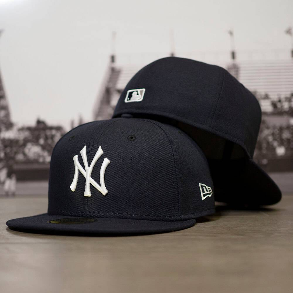 59FIFTY MLB AUTHENTIC NEW YORK YANKEES TEAM FITTED CAP