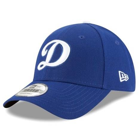 11358662 9FORTY MLB THE LEAGUE LOS ANGELES DODGERS BLUE CAP
